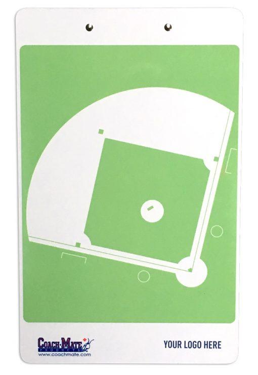 Coachmate clipboard for baseball