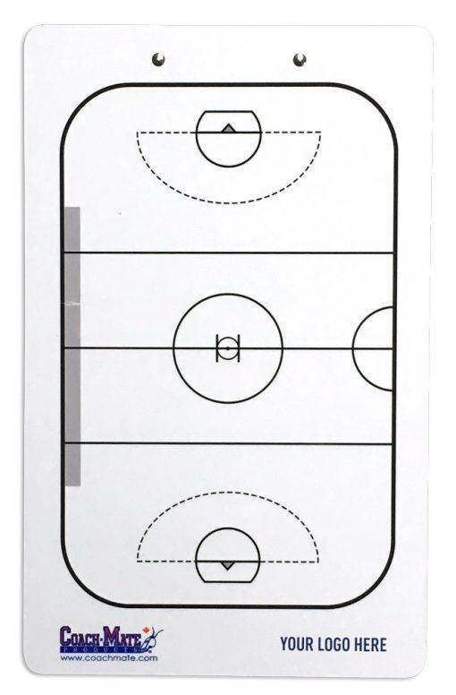 Coachmate clipboard for lacrosse