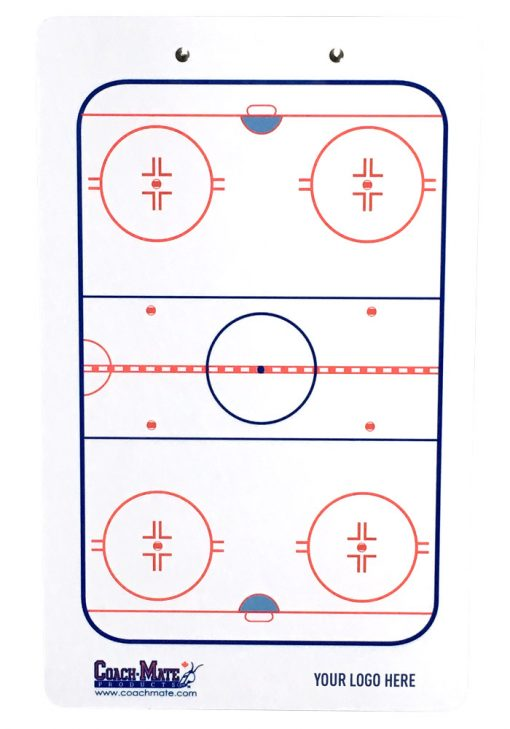 Coachmate clipboard - hockey